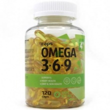 Антиоксидант 4Me Nutrition Omega 3-6-9 60 капсул